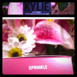 Kylie Lip Kit Sprinkle